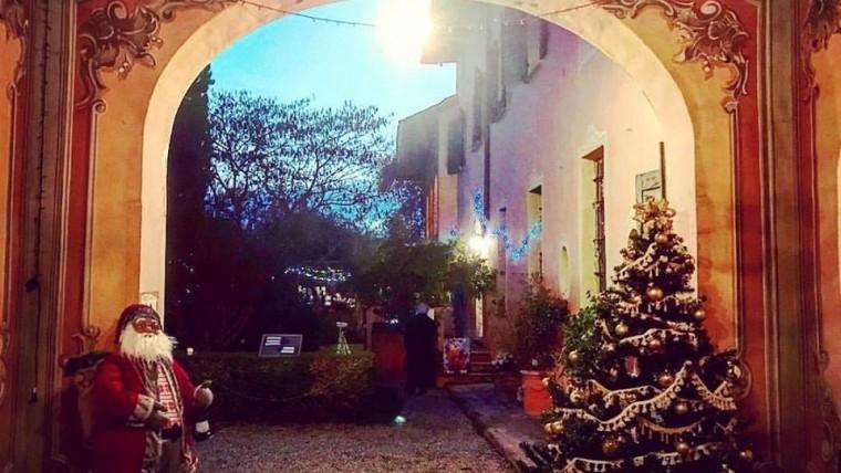 Mercatino di Natale a villa il Palazzo – Sciolze (To)