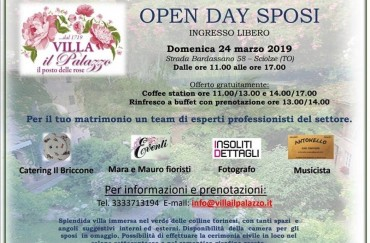 Open Day Sposi