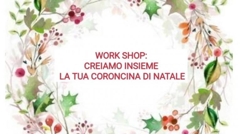 Work Shop: Coroncina di Natale
